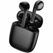 Bluetooth наушники Baseus W04 Pro Tru Wireless Earphones Black фото