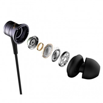 Наушники Xiaomi 1More Piston Fit Earphone E1009 черный фото