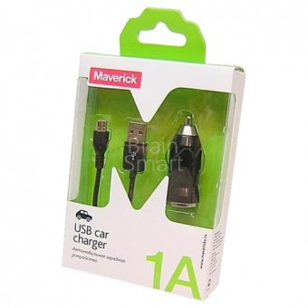 АЗУ Maverick mini USB (1A) фото