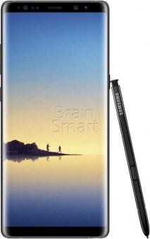 Смартфон Samsung Galaxy Note 8 N950 64 ГБ чёрный купить - цена в интернет-магазине Brain Smart Симферополь, Крым