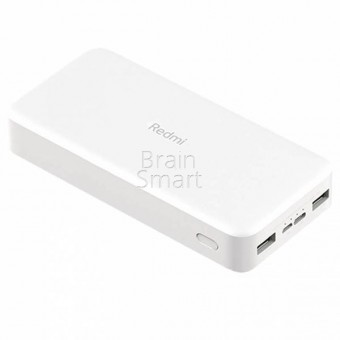 Аккумулятор Redmi  power bank Fast Charge (VXN4265CN) 20000 A White фото
