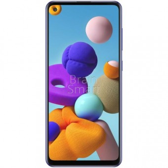 Смартфон Samsung Galaxy A21s A217F 3/32Gb Синий фото