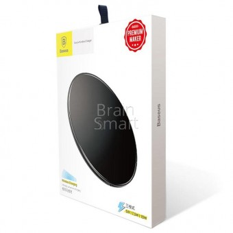 Беспроводное ЗУ Baseus Wireless Charger Simple CCALL-JK01 black фото