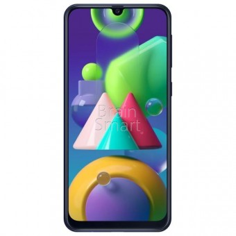 Смартфон Samsung Galaxy M21 64Gb Синий фото
