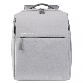 Рюкзак Xiaomi Mi City Backpack Minimalist Urban Style ZJB4029CN Light Grey Умная электроника фото